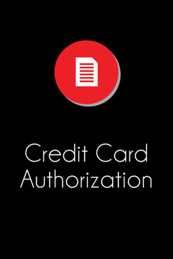 Good Dog Digital - Credit Card Authorization