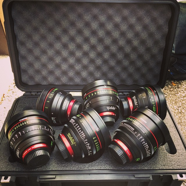 @canon #c300  #c500 @metabones @canonpronetwork @canonusapro 4K Canon EF -CN-E prime lenses: 14/3.1-24 /1.5-35/1.5-50/1.3-85/1.3-135/2.2 Now Available:)