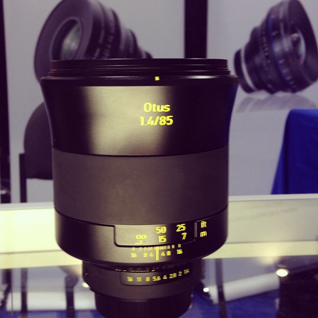 #zeiss #otus 85mm Gorgeous #lens