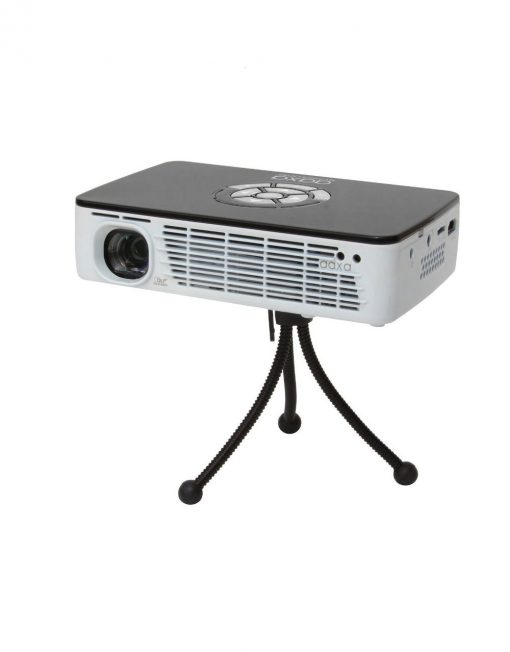 Aaxa p300 led pico projector good dog digital for Pico projector accessories