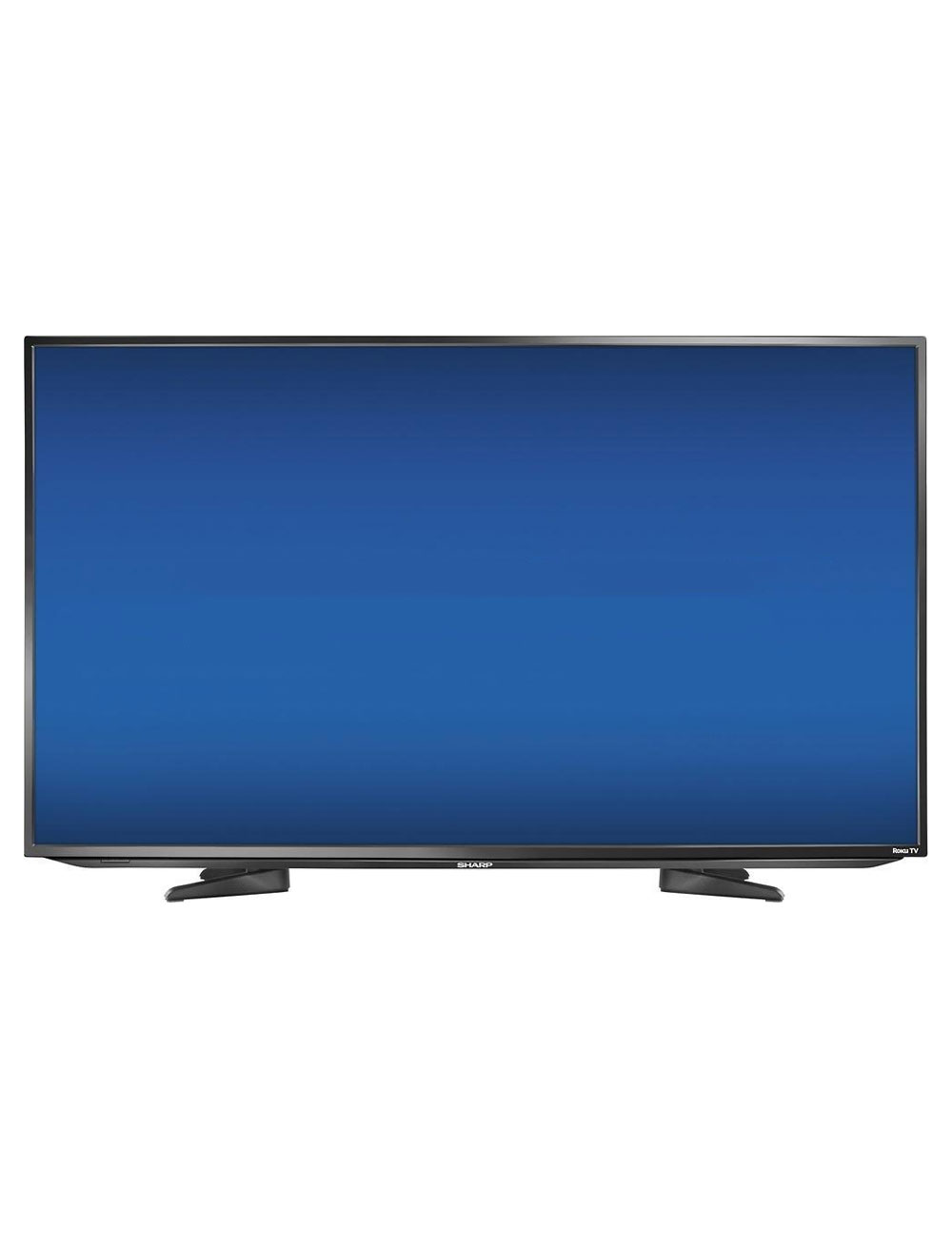 "Roku Box: 43"" Sharp Roku LED TV"